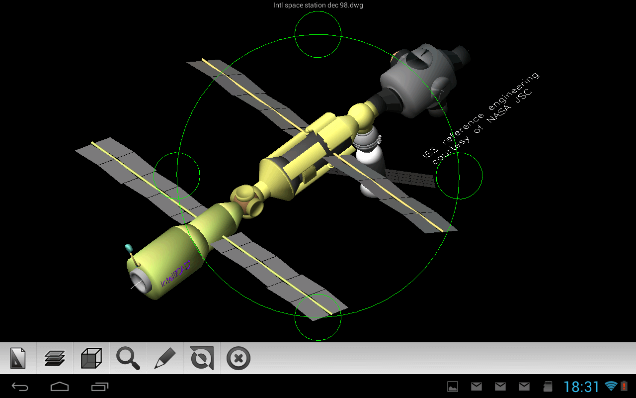 etoolbox orbit view